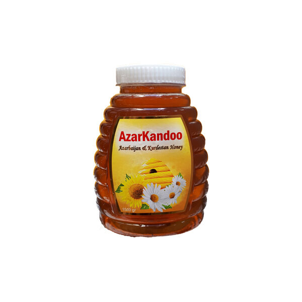 عسل آذرکندو 1.5 کیلوگرم