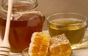 شربت عسل و پاکسازی بدن
