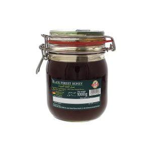 عسل سیاه جنگلی 1 کیلویی BIHOPHAR