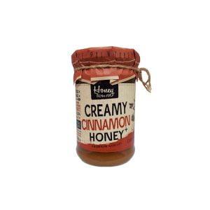 عسل دارچین ارگانیک Honey Town